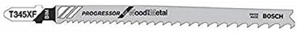 Bosch Inexpensive Indefinitely Professional 2608634994 Jigsaw Blade 345 XF Silver T