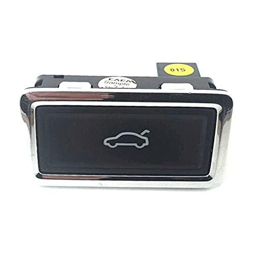 ZIHAN Feil Store 3D0959831D Cromo Puerta Trasera DE Puerta DE Puerta DE Cierre Cierre Campo DE TRANJO Ajuste para A-UDI A8 Q5 Q7 RS4 RS6 Passat Skoda Superb Asiento (Color : Black Silver)