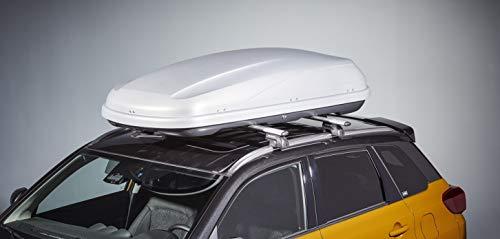 Suzuki Vitara Originele dakkoffer, 440 liter, inhoud