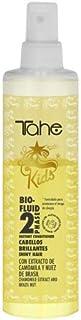 Tahe Kids Acondicionador para Niños 2 Phase Bio-Fluid Cabellos Brillantes con Extracto de Camomila y Nuez de Brasil, 300 ml