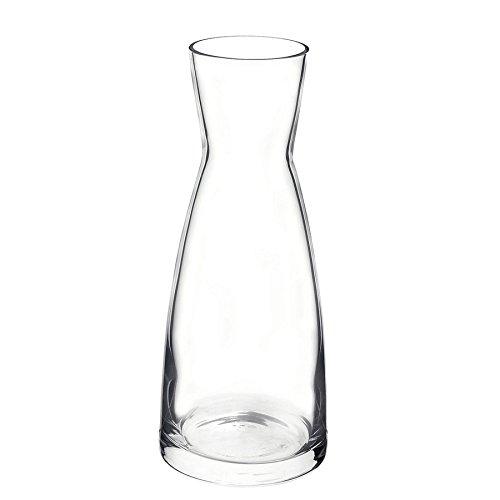 Bormioli Brocca Caraffa Decanter per Vino Acqua Bevande ypsilon 25cl (1/4 Lt)