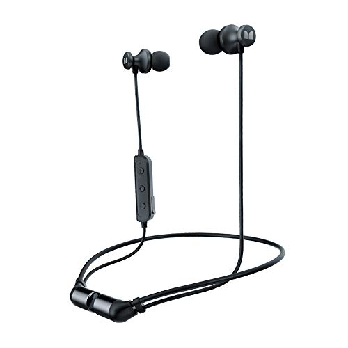 Wireless Headphones,Monster Bluetooth Earbuds IPX5 Water Resistant,Bluetooth 5.0 in-Ear Sport Magnetic Connection Earphones with Mic,HD Stereo Headset for Gym,Workout,Running,8 Hours Playtime