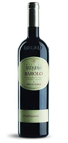 Batasiolo, BAROLO DOCG BRICCOLINA 2014, Vino Rosso Fermo Secco dal Vigneto di Serralunga, Sapore Intenso, Tannico e Morbido