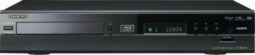 Best Prices! Onkyo DV-BD606 Blu-ray Single Disc Player (Black)