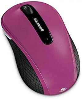 Microsoft D5D-00023 Wireless Mobile Mouse - Pink