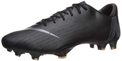 Nike Unisex-Erwachsene Mercurial Vapor XII Academy MG Fitnessschuhe, Schwarz (Black/Black 001), 44 EU