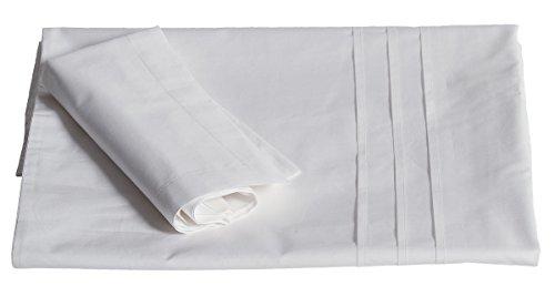 Lait Baby sllezf Papa set Drap Plat Lit, blanc, 110 x 190/40 x 60