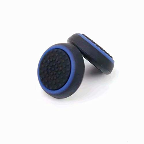 actecom 1 Pares de Tapas Joystick Analogico Para PlayStation 4 PS4 azul