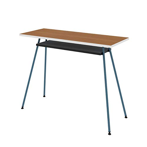 LEVIRA – Tisch, Büro, Kost Colors - 100 x 40 x 75 - Blau