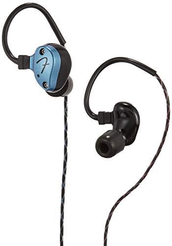 Fender IEM Nine 1 Gun Metal Blue In-Ear-Hörer