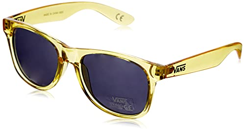 Vans Spicoli 4 Shades Gafas, Cyber Yellow Translucent, Talla Única para Hombre