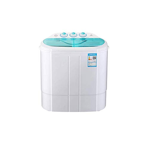 Washer Machine Portable Washing Machine Small Double Cylinder Fully Automatic Wave Wheel Mini Washing Machine SZWHO