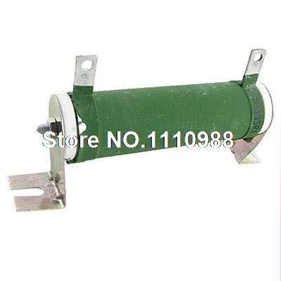 Screw Wirewound Ceramic Tube Fixed Resistor 35 ohm 50W 50 Watt