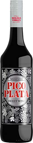 Pico Plata - Moscatel Añejo Dulce 75cl -15% vol.