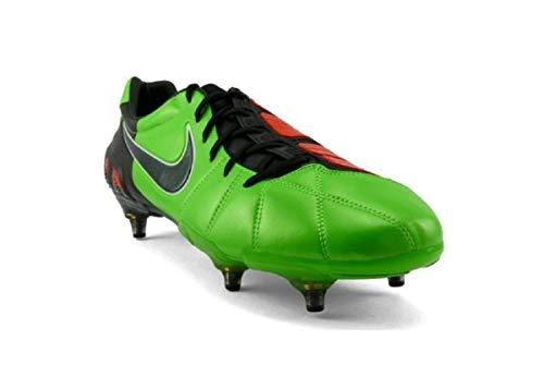 Nike 90 Total láser fg 385423306 3, de fútbol para hombre, Verde (verde), 47,5