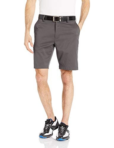 Amazon Essentials Slim-Fit Stretch Golf Short, Gris, 29