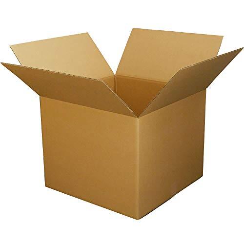 ボックスバンク ダンボール 160サイズ 5枚セット【55×55×40cm】引っ越し 段ボール箱 FD22-0001