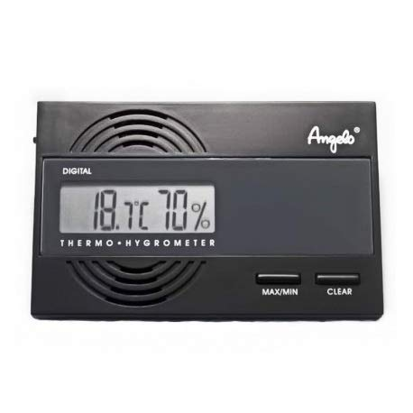 Angelo Digital Hygrometer