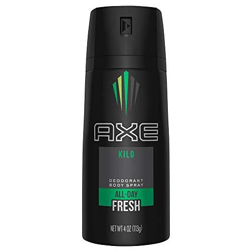 Axe Kilo Deodorant Body Spray 4 oz (Pack of 10)