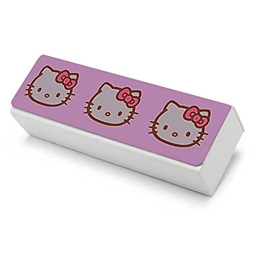 Hello Kitty - Funda para gafas de sol (ligera, portátil, de alta gama), diseño de gafas de sol