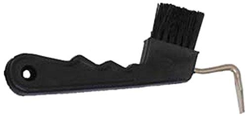 TdeT Cure-Pieds Brosse - Noir - 18.5 cm