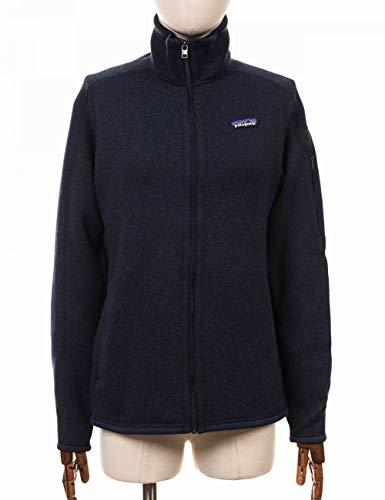 Patagonia Damen W's Better JKT Sweater, Blau (New Navy), XS, 25543