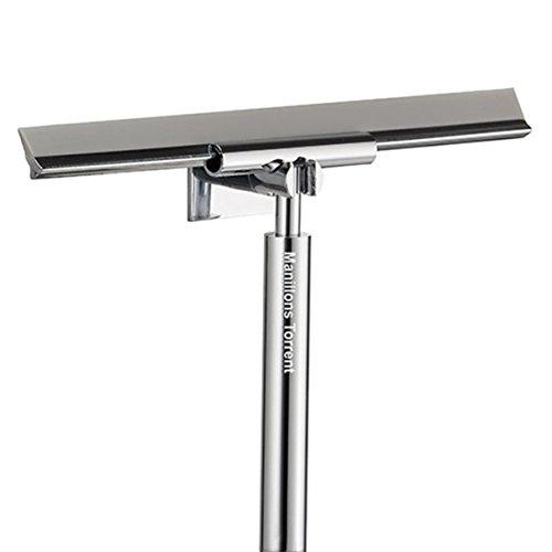 Manillons Torrent Limpia MAMPARA Adhesiva - Cromo   Modelo 6353 Accesorio para...
