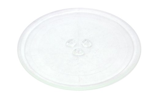 Replacement Microwave PLATE For TESCO MCM01, MMS06, MT06, MTG045S, MTG06, MM08 & MMSB1710 Microwaves. 245mm   10^ Inch Diameter Turntable GLASS PLATE by Tesco