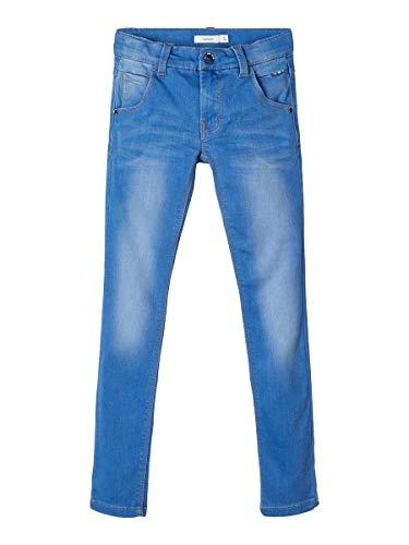 NAME IT Boy X-Slim Fit Jeans Super Stretch 146Medium Blue Denim