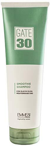 Gate 30 Olivia Shampooing Smoothie bio 250 ml avec huile d'olive pour cheveux normaux | 60-UDQK-QWQ7
