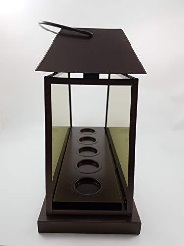 1a PartyLite - Teelichtlaterne LICHTERMEER - P90943 - H: 27cm