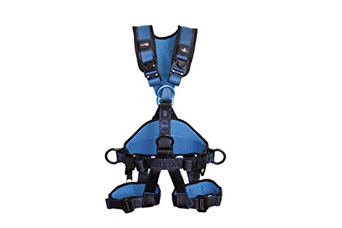 Irudek 100409900005 Arnés anticaídas Wind Blue 3 (L/XL)