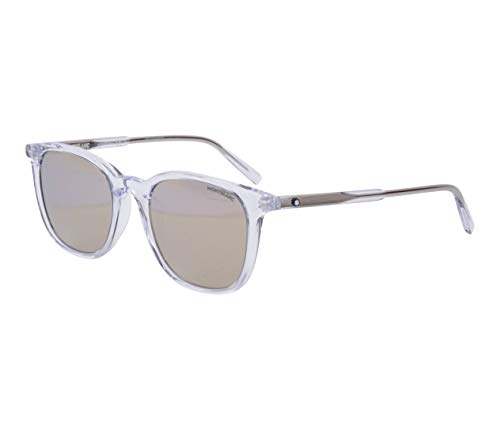 Gafas de sol Montblanc MB 0006 S- 005 Cristal/Blanco