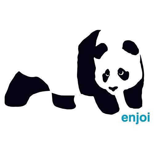 Enjoi - Adesivo a forma di panda