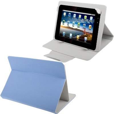 YUNCHAO Caso para Tableta Funda de Cuero Universal con Soporte for Tablet PC de 7.0 Pulgadas (Negro) Caja Universal Tablet PC (Color : Blue)