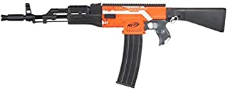 Skywin Nerf Modification Kits Compatible with Nerf Stryfe Blaster Toy - Easy to Use Worker Nerf, Nerf Stryfe Mod Kit That Adds Design to Your Toy Blasters, AK Look