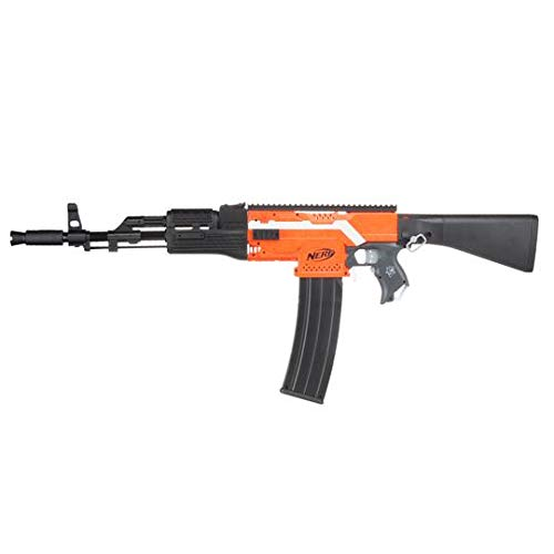 Skywin Modification Kits Compatible with Nerf Stryfe Blaster Toy - Easy to Use for Worker Nerf, Mod Kit That Adds Design to Your Toy Blasters, AK Look