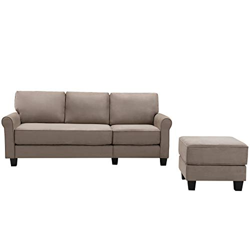 Nolany Reversible Sectional Sofa Couch