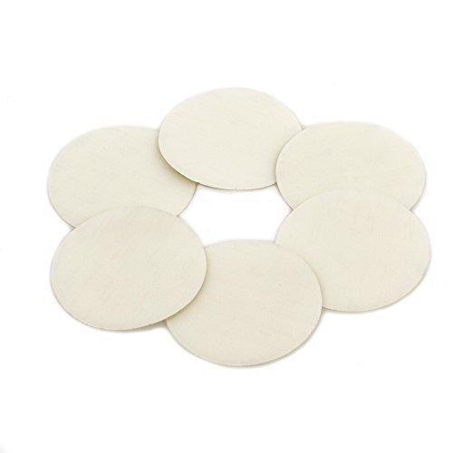 6 Adhesive Pads (2.45 Diameter)