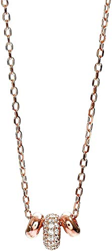 ZPPYMXGZ Co.,ltd Collar FacaBa Clavícula Collar Anillo Collar Mujer Collar Colgante Cadena para Mujeres Hombres