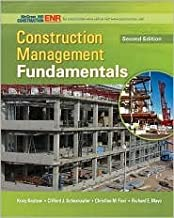 Construction Management Fundamentals 2nd (second) edition Text Only