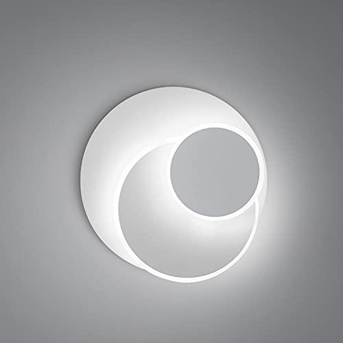 Kimjo Lámpara de Pared LED 15W, Apliques Pared Moderna de DIY Luz...