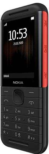 Nokia 5310 (Dual Sim, Black/Red)
