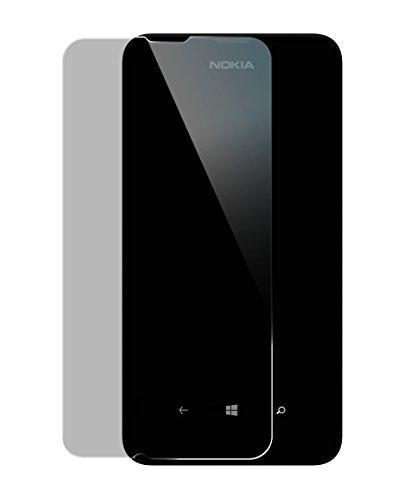 The Kase Paris displaybeschermfolie gemaakt van gehard glas voor Nokia Lumia 530 transparant