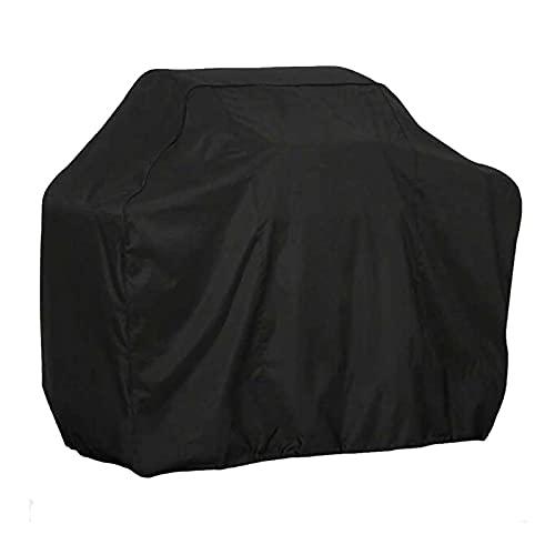 WASDY Cubierta Impermeable para Parrillas De Gas, Resistente A Los Rayos UV, Resistente Al Polvo, Cubierta De Protección para Barbacoa con Bolsa De Almacenamiento,100 * 60 * 150cm