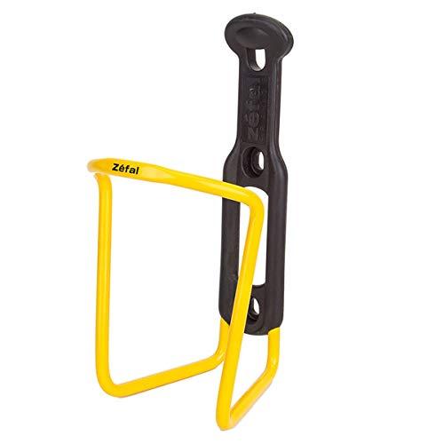 Zefal Flaschenhälter Alu Plast 124 Gelb gelb
