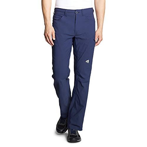 Eddie Bauer Men's Guide Pro Pants, Med Indigo Regular 36/34