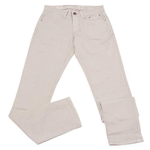 Carlo Chionna 5094X Pantalone Uomo 9.2 Beige Cotton Trouser Man [31]