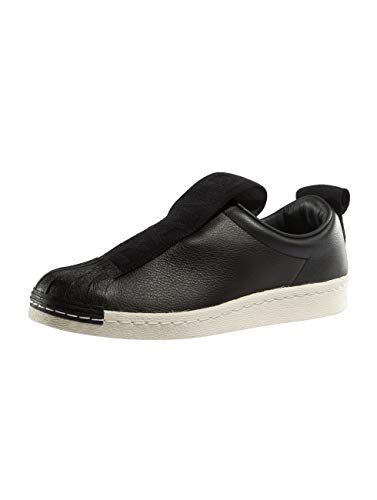 adidas Damen Superstar BW35 Slipon W Gymnastikschuhe, Schwarz (Core Black/core Black/Off White), 37 1/3 EU