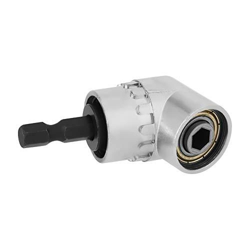LAN-kabel, skruvmejsel-förlängningsuttag, 1/4-tums hållbar, 105-graders vinkel, sexkantigt förlängning, borr, justerbar skruvmejsel-uttagsadapter för alla elektriska bolag